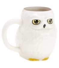 Taza Harry Potter 3d Hedwig 330 ml