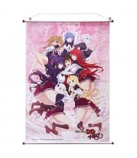 Poster Tela Enrollable High School DxD Hero Grupo, 90 x 60 cm