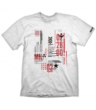 Camiseta Call of Duty Cold War Defcon 1 Classified, Hombre
