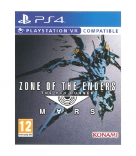 Zone of the Enders Mars The 2nd Runner