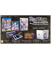 Re: Zero -Starting Life in Another World- The Prophecy of the Throne Collector's Edition