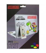 Pegatinas Reutilizables Super Nintendo