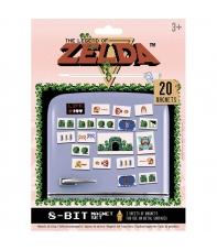 Set Imanes de Nevera The Legend of Zelda