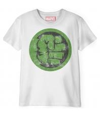 Camiseta Marvel Hulk Logo, Niño