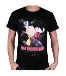 Camiseta One Punch Man Saitama Espacio, Hombre