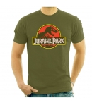 T-shirt Jurassic Park Logo