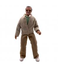 Figura Articulada Stan Lee, Mego Legends 20 cm
