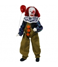 Figura It The Movie Pennywise, Mego Monsters 20 cm