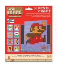 Set Imanes Super Mario Bros. Pixel Craft