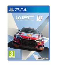 WRC 10 The Official Game