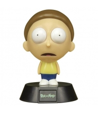 Lámpara Rick and Morty, Morty Icons