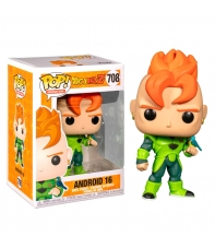 Pop! Animation Android 16, 708 Dragon Ball Z