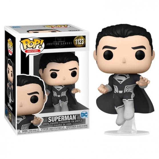 Pop! Movies Superman 1123 Dc Zack Snyder's Justice League