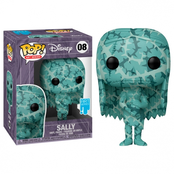 Pop! Art Series Sally 08 Disney Tim Burton's The Nightmare Before Christmas