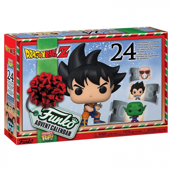 Calendario de Adviento Dragon Ball Z Pocket Pop!