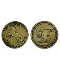 Coin Rocky 45th Limited Edition