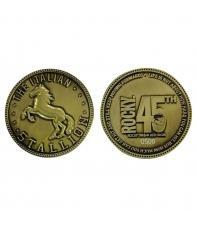 Moneda Rocky 45 Aniversario