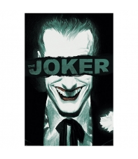 Poster Dc The Joker Pon una Cara Feliz