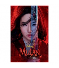 Poster Disney Mulan Be Legendary, 91,5 x 61 cm