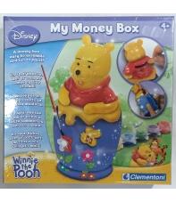 Hucha para Pintar Disney Winnie the Pooh