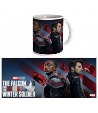 Taza Marvel Falcon and The Winter Soldier 300 ml