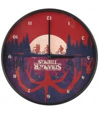 Reloj de Pared Stranger Things Upside Dawn