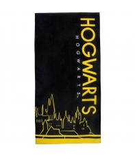 Toalla Harry Potter Hogwarts 140 x 70 cm