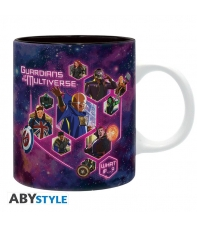 Taza Marvel What if...?, Guardianes del Multiverso 320 ml