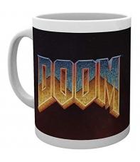 Taza Doom Logo 320 ml