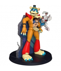 Figura Five Nights at Freddy's Security Reach, Freddy and Gregory Collectible Statue Funko 30 cm