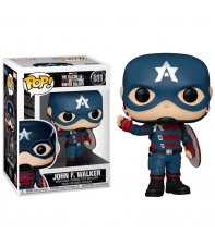 Pop! John F. Walker 811 Marvel Studios The Falcon and the Winter Soldier