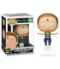 Pop! Animation Floating Death Crystal Morty 664 Rick and Morty