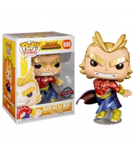 Pop! Animation Silver Age All Might 608 My Hero Academia