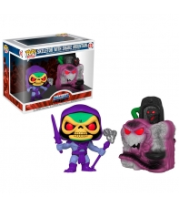 Pop! Town Skeletor with Snake Mountain 23 Masters of the Universe