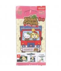 Cartas Amiibo Animal Crossing Sanrio Hello Kitty